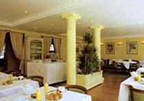 Salle de petit déjeuner Hôtel Alixia Antony
