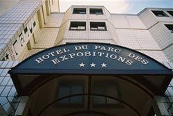 Hôtel du Parc des Expositions Vanves