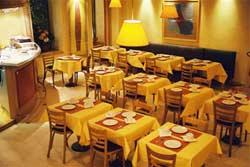 Salle de déjeuner Hôtel du Parc des Expositions Vanves