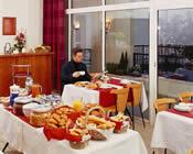 Petit déjeuner Citea Vanves