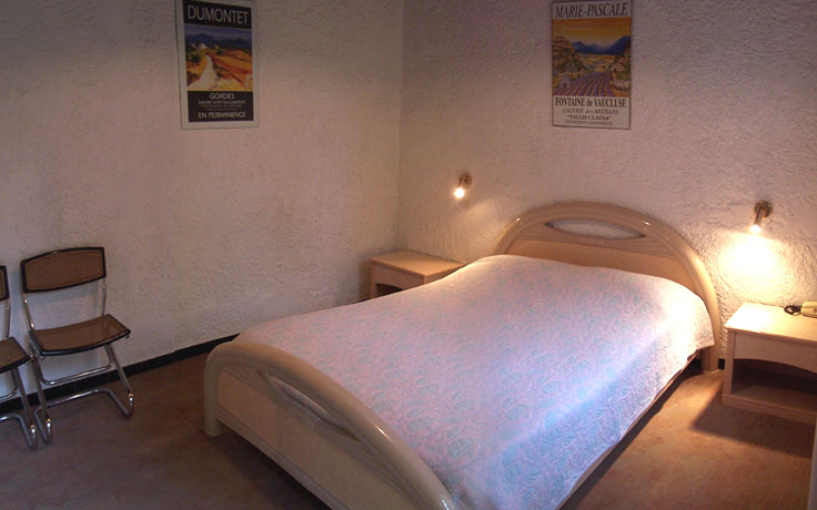 Chambre Hotel de la Caume St Rémy de Provence