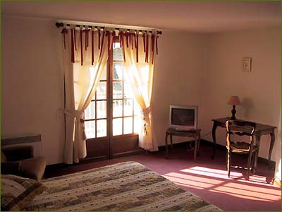 Chambre Hôtel des Granges Arles