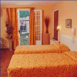 Chambre Hôtel Jardins de Cassis Cassis
