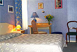 Chambre France Hotel du Parc Malakoff