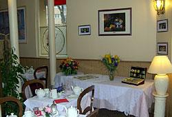 Salle de petit déjeuner France Hotel du Parc Malakoff