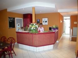 Réception Hôtel Hermes Levallois Perret
