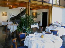 hotel du golf de barbaroux - restaurant