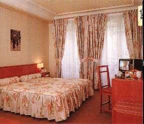 Chambre Hôtel Chomel Paris