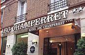 Hôtel ABC Champerret Levallois Perret