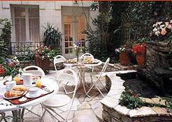 Petit déjeuner Hôtel ABC Champerret Levallois Perret