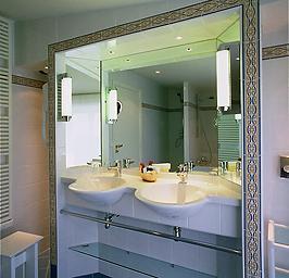 Salle de bain Hôtel Opéra Richepanse