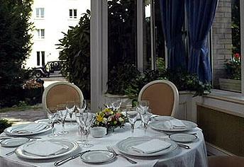 Restaurant Hôtel Mercure Meudon la Forêt