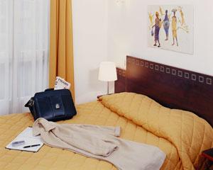 Chambre Citéa Courbevoie