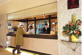 Réception Novotel Paris La Défense Courbevoie