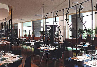 Restaurant Novotel Paris La Défense Courbevoie