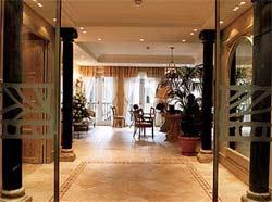 Réception Clarion Hôtel Les Etangs de Corot Ville d'Avray