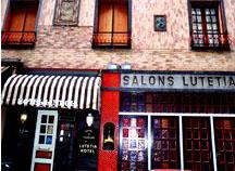 Hôtel Lutétia Asnières sur Seine