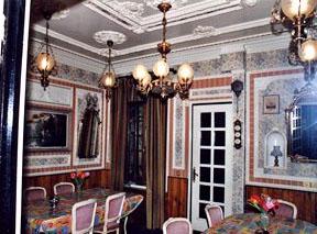 Salle de petit déjeuner Hôtel Lutétia Asnières sur Seine