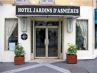 Hotels Jardins d' Asnieres