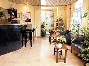 Réception Hotels Jardins d' Asnieres Asnières sur Seine