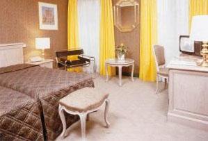 Chambre Hôtel Syjac Puteaux