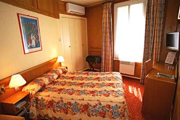 Chambre Hotel Le Dauphin Puteaux