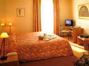 Chambre Acanthe Hôtel Boulogne Billancourt