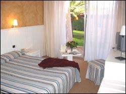 Val'hôtel - chambre