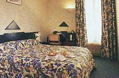 Chambre Alpha Hôtel Boulogne Billancourt
