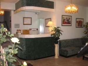 Réception Hôtel du Parc Aulnay sous Bois