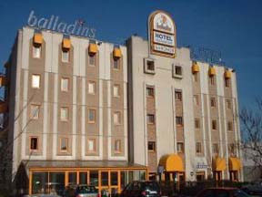 Hotel Grill Balladins Le Blanc Mesnil