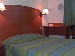 Chambre Hotel Grill Balladins Le Blanc Mesnil