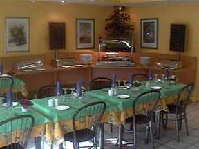 Salle de petit déjeuner Hotel Grill Balladins Le Blanc Mesnil