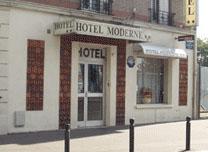 Hôtel Moderne Saint Denis