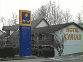 Hôtel Kyriad Noisy le Grand