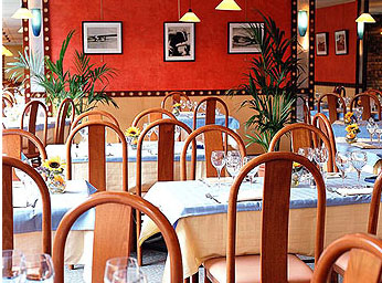 Restaurant Novotel Paris Le Bourget  Le Blanc Mesnil