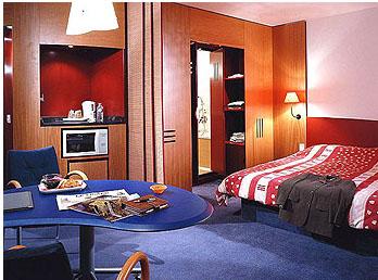 Chambre Suitehotel Saint Denis