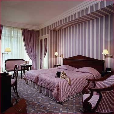 Chambre Hôtel Astor Saint Honoré Paris