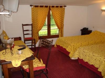 Chambre Hôtel Mistral Mas Blanc des Alpilles