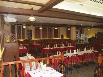 Restaurant Auberge du Cheval Noir Pantin
