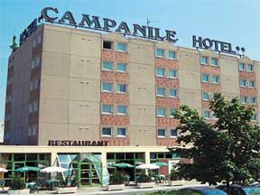 Campanile Hôtel et Restaurant Bobigny