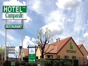 Campanile Hôtel et Restaurant Pantin