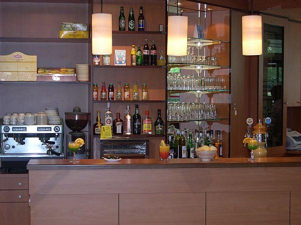 Bar Hôtel les Balladins Sevran