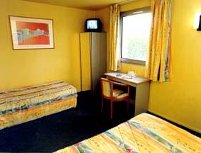 Chambre Hôtel Comfort Inn Rosny sous Bois