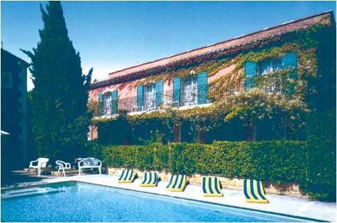 Piscine Hotel La Ripaille Fontvieille