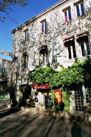 Hotel Fabian De Beaux Maussane