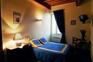 Chambre Hotel Restaurant L'Oustaloun Maussane les Alpilles