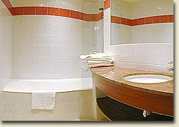 Salle de bain Concortel Hôtel Paris
