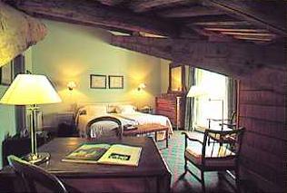 Chambre Hôtel Restaurant Mas de Peint Arles