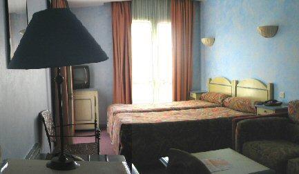 Chambre Hôtel Saint Christophe Aix en Provence